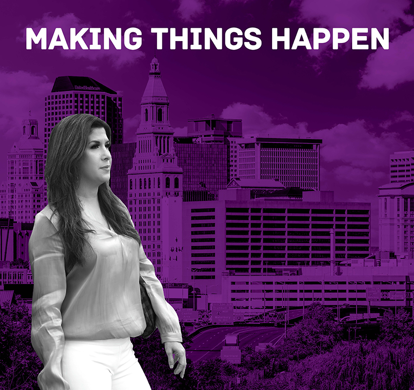 Diana Pagano - Make Things Happen Logo