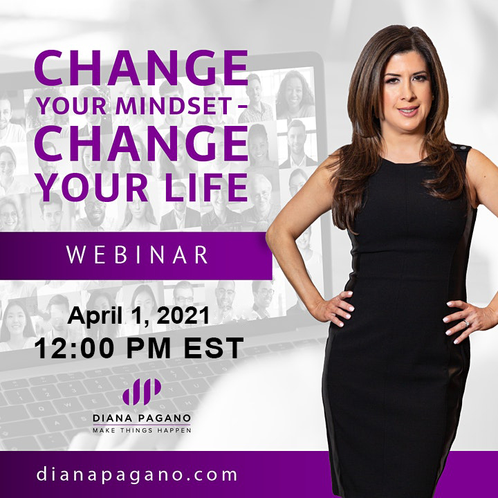 Change Your Mindset - Change Your Life Event